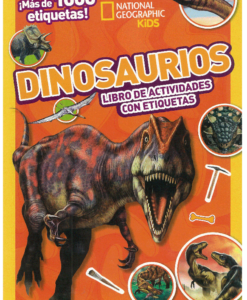 Dinosaurios-Cover