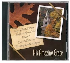 His Amazing Grace Cover