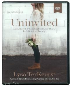 Ininvited DVD